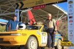 Andrew and David Travis - Nissan Gazelle