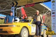 Andrew and David Travis - Nissan Gazelle