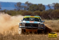 Bart Vanhaverbeke/Steven Vyncke - Mercedes 500 SLC