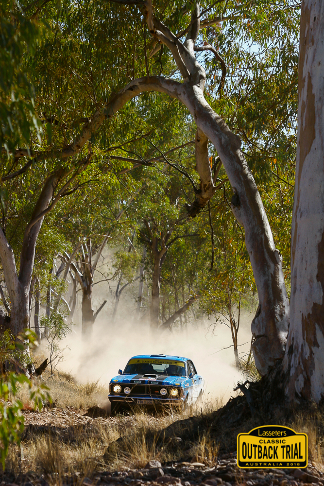 Shane Atwell/David Moir - Ford Falcon GT