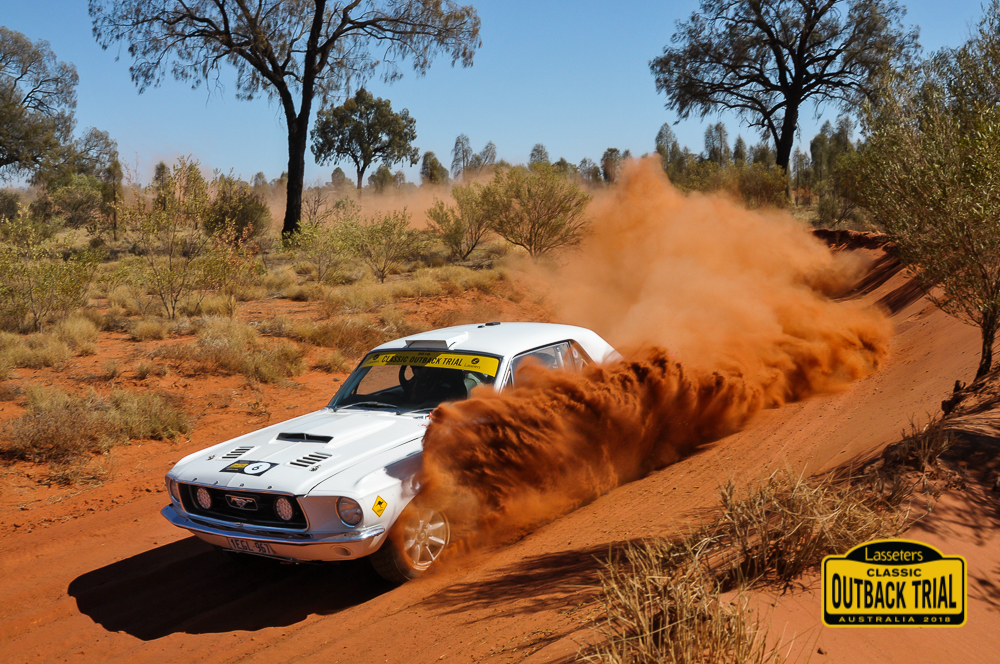 Richard Bennett/Matthew James-Wallace - Ford Mustang