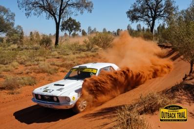 Richard Bennett/Matthew James-Wallace - Ford Mustang