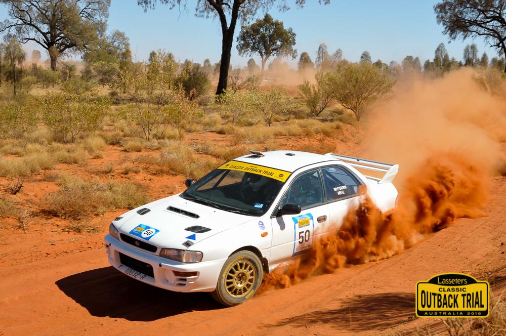 Peter Neal/Craig Whyburn - Subaru Impreza WRX