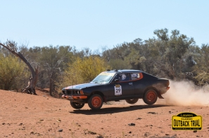Murray Young/Paul McBean - Datsun 180B