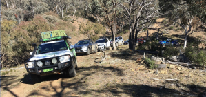 4wd tagalong convoy