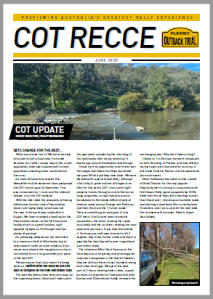 pic of cot recce newsletter`