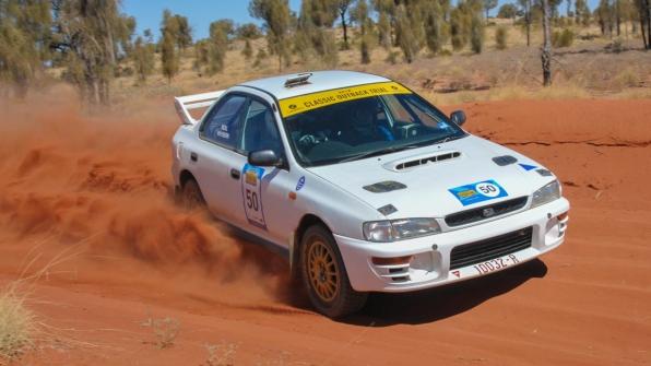 1st COT Modern, Peter Neal & Craig Whyburn, 1998 Subaru WRX