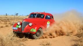 =1st COT Regularity, Bruce Power & Jill Robilliard, 1939 Chevrolet
